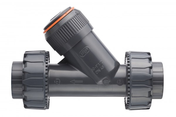 Обратный клапан из ПВХ, d20, PN16
