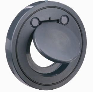 Обратный клапан межфланцевый из ПВХ d75