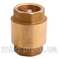 """Обратный клапан пружинный, с пластиковым штоком, ITAP 1 1/4"""""""