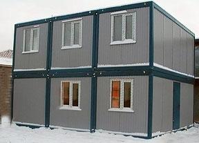 Общежития, гостинници, модульные здания.