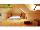 Фото  1 Обшивка вагонкой потолка  деревянного дома 1807642