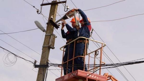 Обслуживание электрических сетей