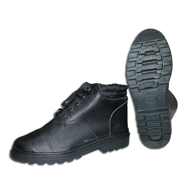 Обувь бортопрошивного метода крепления подошвы (рабочая)