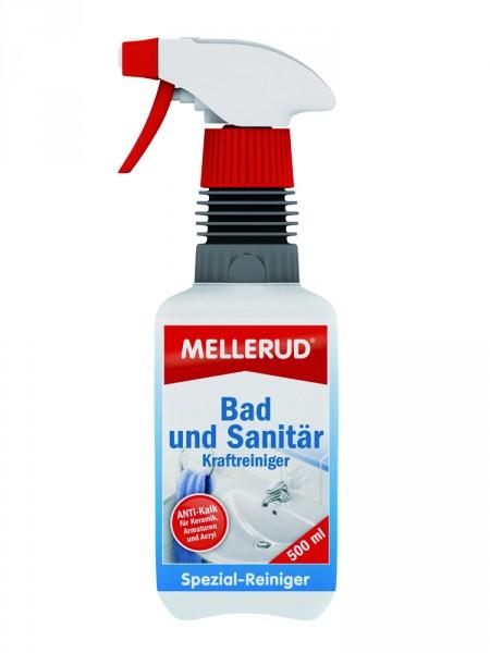 Очиститель для ванной комнаты и сантехники (Германия). Удаляет известковые пятна, серые пятна, остатки мыла и ржавчину.