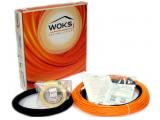 Фото  1 Тонкий нагревательный кабель Woks-10 350Вт, 2,3-4,4м.кв., Одескабель (Украина) 1885089