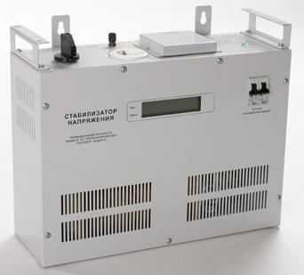 Однофазные стабилизаторы напряжения Volter (Донецк, Украина). Модель СНПТО-7 пт.