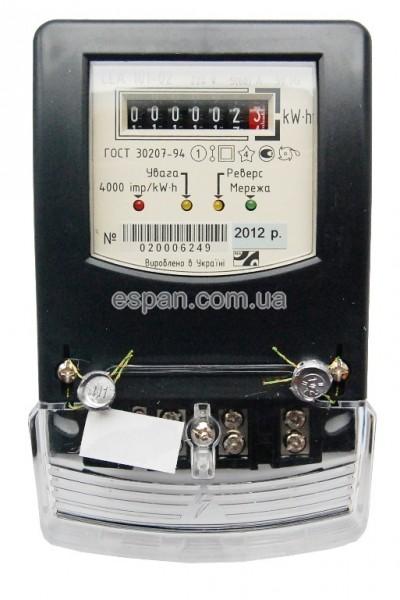 Однофазный электросчетчик «СЕА 101-02»