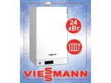 Фото  1 Одноконтурный газовый котел Viessmann Vitopend 100 A1HB001 24 кВт + труба Турция 2249347