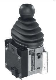 Одноосевой командоконтроллер (джойстик) S14 W. GESSMANN GMBH (Гессманн)