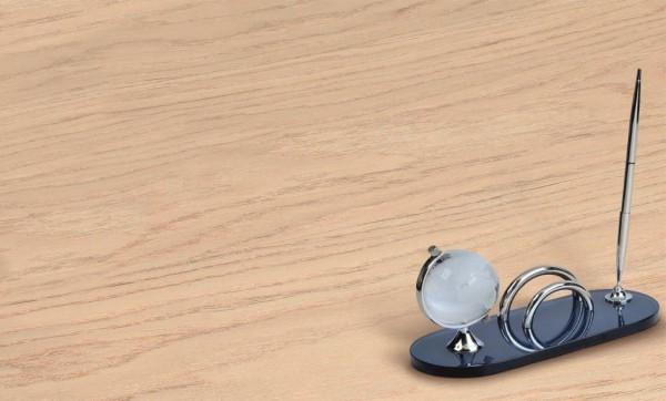Однополосный Дуб карамель_гладкий лак ширина 165 мм