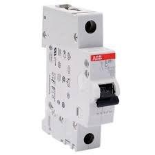 Фото  1 Автоматический выключатель ABB 1p, 40A, B, SH201-B40 2079286