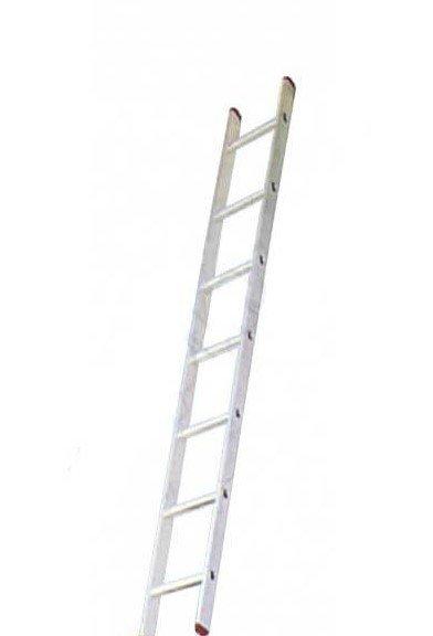 Фото  1 Лестница 2-х секционная алюминиевая 1808794