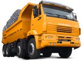 Вывоз мусора бытового и строительного самосвалами