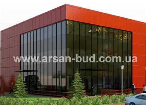 Офисные и административные здания-проектируем и строим под ключ