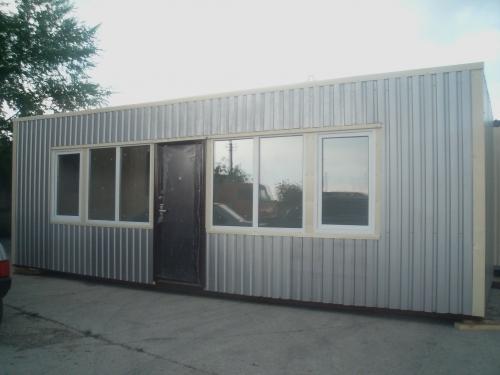 Офисные вагончики, дачные домики, строительные бытовки, прорабские, садовые домики и многое другое в наличии и под заказ.