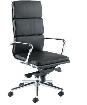 Офисное кресло Миссури, для руководителя, цвет черный