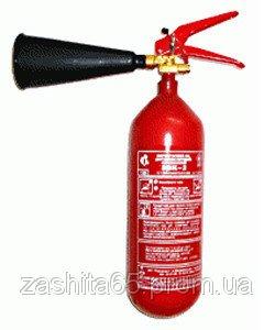 Фото  1 Огнетушитель ОУ-2 (ВВК-1,4) в Одессе 2150209