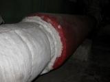 Огнеупорные материалы для изоляция труб, котлов, печей. Киев