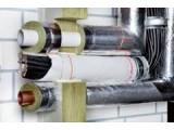 Огнезащитная плита фольгированная CONLIT 150 A/F (КОНЛИТ 150 A/F) , толщина 25мм