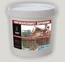 Огнезащитный состав для древесины ДСA-1 IZO®