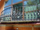 Балконное ограждение это лицо вашей квартиры, дома. Изготовляем под заказ ограждения любой сложности.