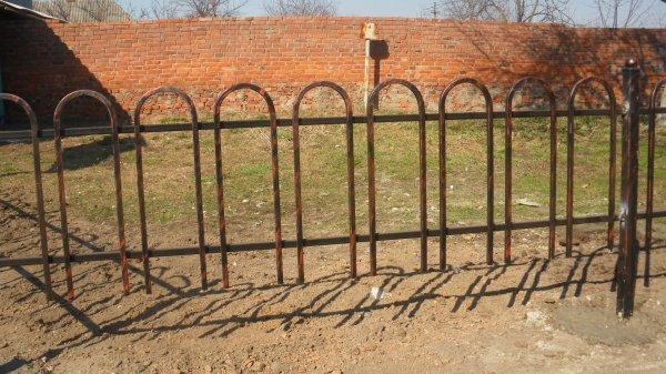 Фото  1 ограждения парковые, ограждения для клумбы 1910602