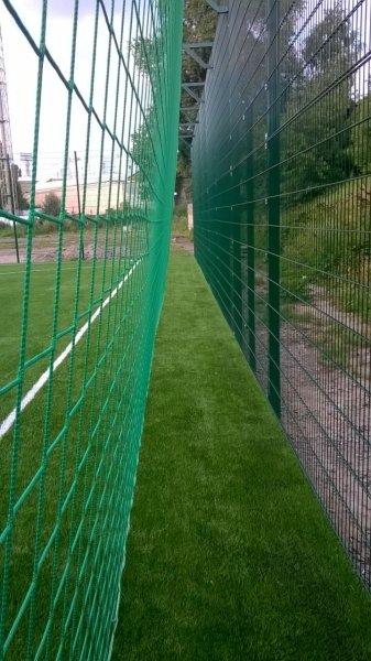 Фото 6 Искусственная трава (штучна трава), 40мм для футбола, CCgrass 337345