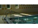 Ограждения и поручни для бассейнов из нержавеющей стали, артикул 02-09-0007