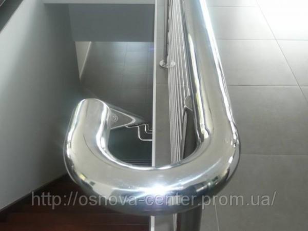 Ограждения с нержавеющей стали. http://osnova-c. com. ua/fences-stainless- steel/