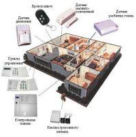 Охранная сигнализация, проектирование и монтаж систем