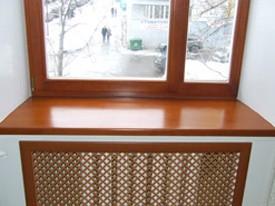 Окна деревянные. Сосна, дуб. Евробрус 68х83. стеклопакет 2-кам. 1300х1400