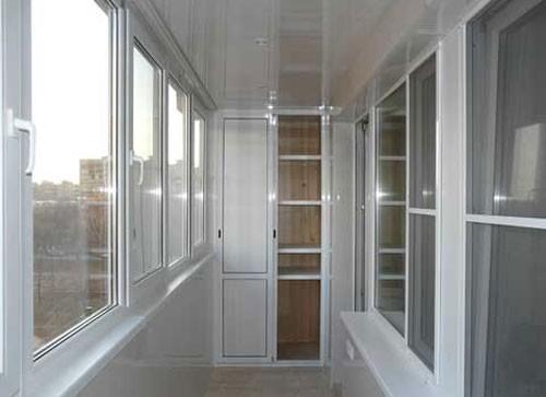 Окна для балконов | Виконда Запорожье