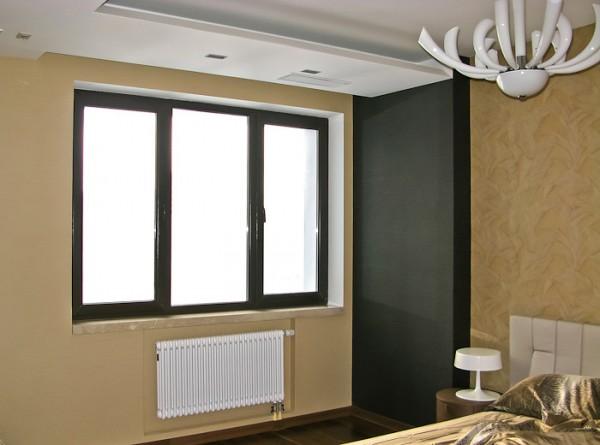 Окна для спальни | Виконда Запорожье