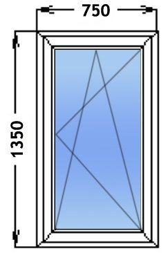 Фото 4 Металлопластиковые окна - Левый берег и Правый берег Киева 327724