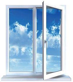 Окна и двери металлопластиковые 1200х1360