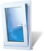 Окна и двери металлопластиковые 850х1360