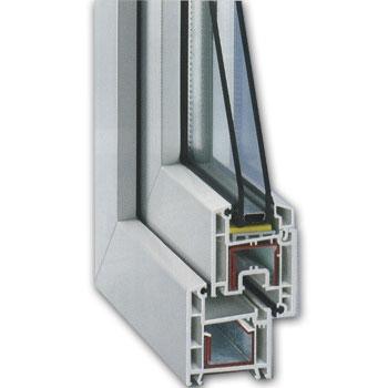 Окна металлопластиковые EcoPlast, ALMplast, KTM terma, OpenTeck, Rehau, Salamander, КТМ