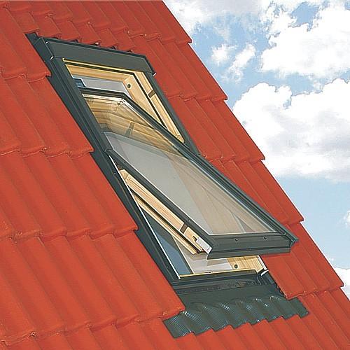 Окна OKPOL COMFORT оборудованы специальным автоматическим вентиляционным клапаном.