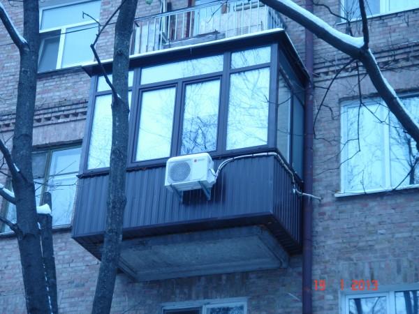 Окна ПВХ, балконы с выносом под ключ (сварочные работы любой сложности, обшивка, утепле.