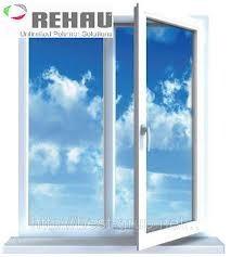 Окна Rehau, фурнитура Rото размер 750х1400 -878 грн