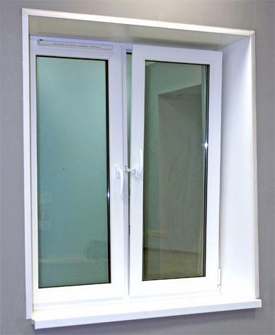 Окна завода Steko. Гарантия-5 лет. Стильные скруглённые формы, глянцевая идеально белая поверхность.
