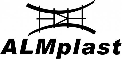 Окно ALMplast, 2000x1400, 3-х частное, 1- камерный стеклопакет, фурнитура Maco