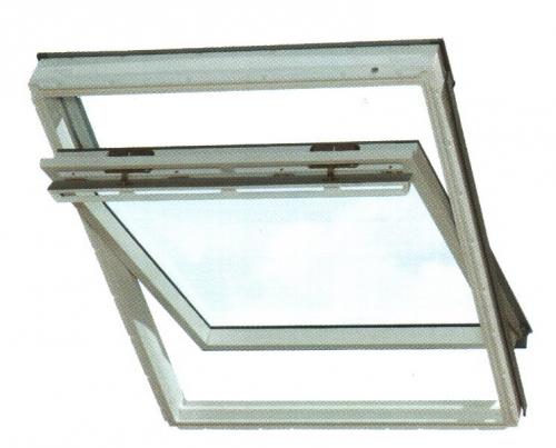 Окно мансардное VELUX GGU C02 белое влагостойкое 55х78