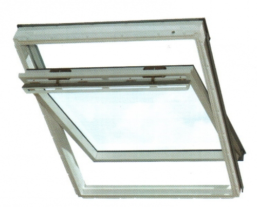 Окно мансардное VELUX GGU М06 белое влагостойкое 78х118
