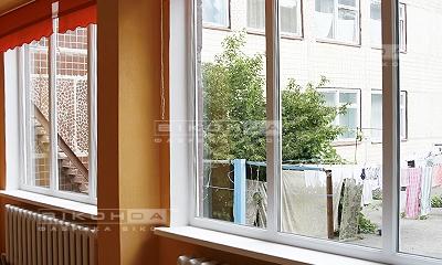 Окно металлопластиковое Deceuninck Zendow (Ca-Zn), стеклопакет энергосбер пласт. дистанц. рамка, 1300*1400 мм