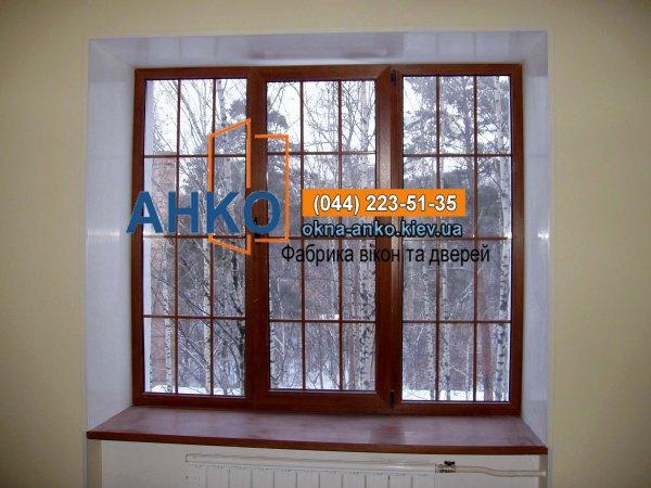 Фото 2 Алюминиевые окна от производителя лучшие цены в Броварах 2692