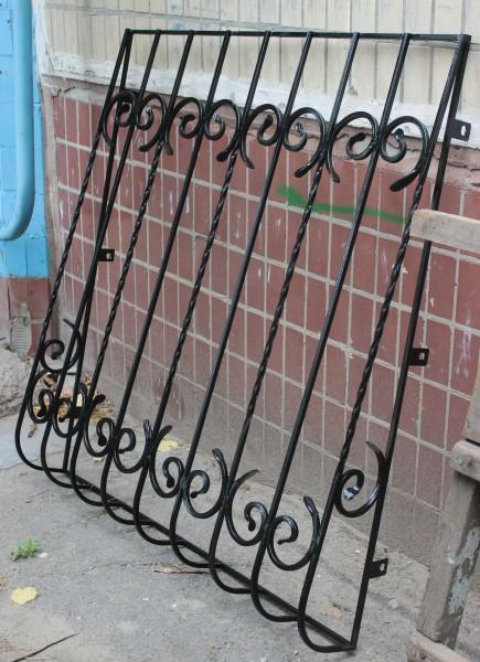 оконные решетки из металла в Днепропетровске