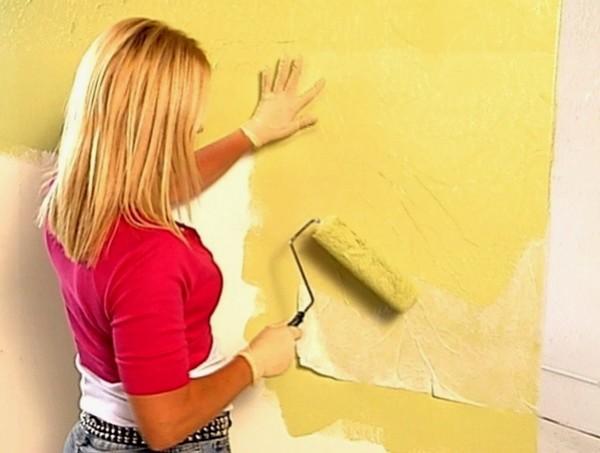 Oкраска стен