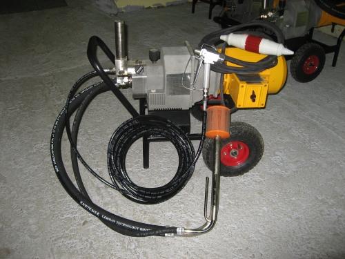 Окрасочные агрегаты АВД 7000 с бензо и електро-приводом, на 220 и 380 вольт