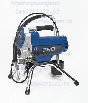 Окрасочное оборудование покрасочный агрегат Graco KA-390